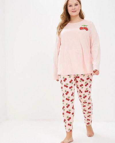Розовая пижама Dorothy Perkins Curve