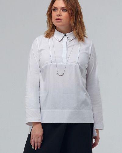 Блузка белая W&b