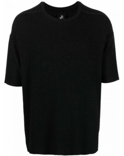 Czarna t-shirt Thom Krom