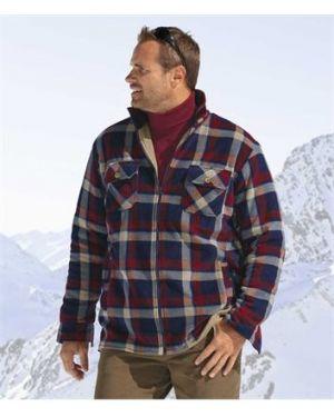 Рубашка теплая с карманами Atlas For Men