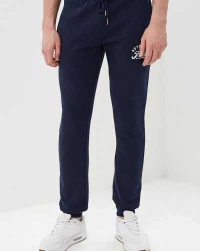 Спортивные брюки - синие Fresh Brand
