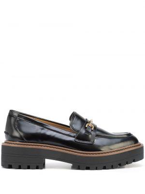 Loafers - czarne Sam Edelman