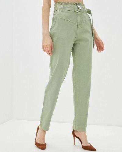 Повседневные зеленые брюки Guess Jeans