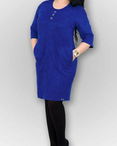 Платье синее Lacywear