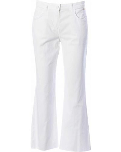 Białe spodnie Souvenir