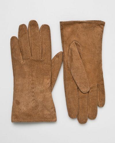 Кожаные перчатки замшевые Medicine