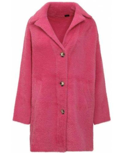 Płaszcz - różowy Pinko
