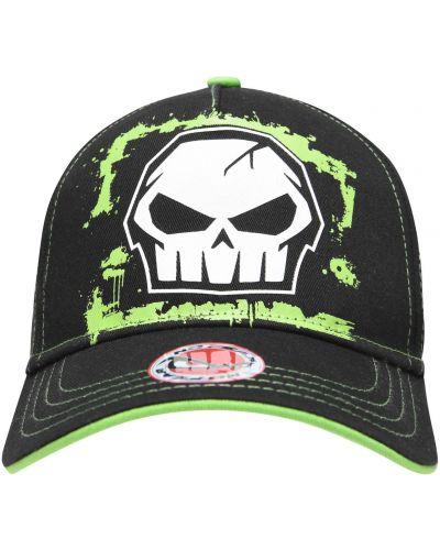 Szara czapka z daszkiem No Fear