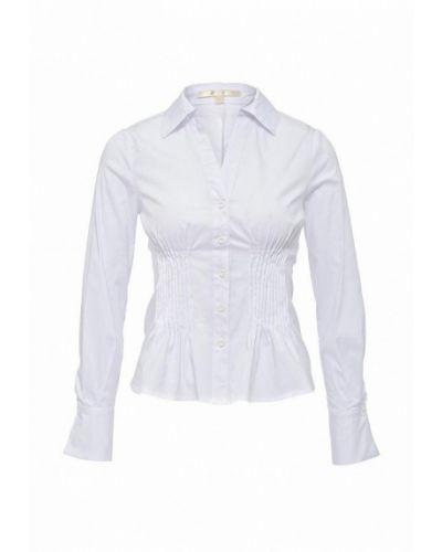 Блузка с длинным рукавом белая весенний ManÔsque