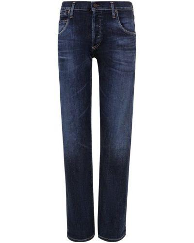 Прямые джинсы укороченные офисные Citizens Of Humanity