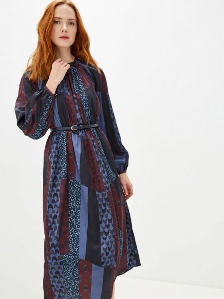 Разноцветное платье Villagi
