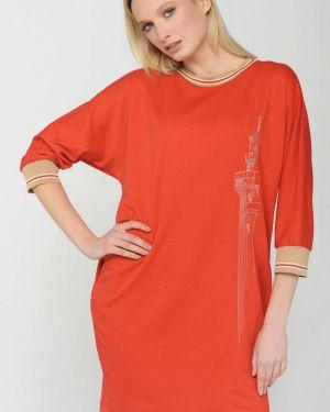 Красное платье Ricamare