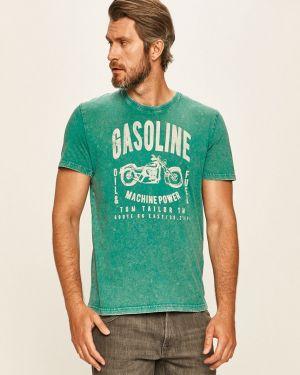 Koszula dzinsowa wełniany światło Tom Tailor Denim