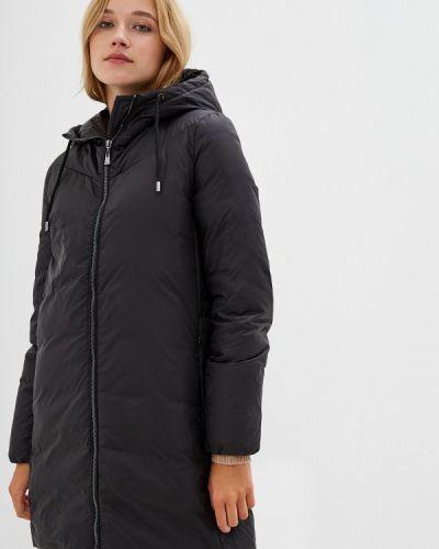Зимняя куртка черная осенняя Savage