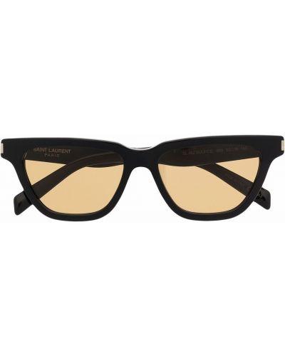 Okulary - czarne Saint Laurent