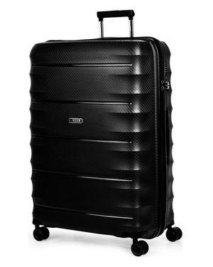 Czarna walizka Jaslen