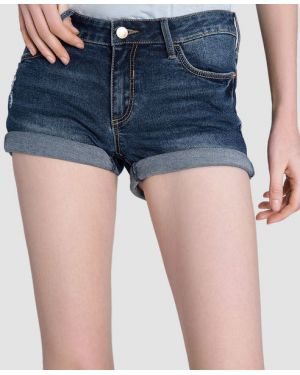 Короткие шорты с заниженной талией с карманами Ostin