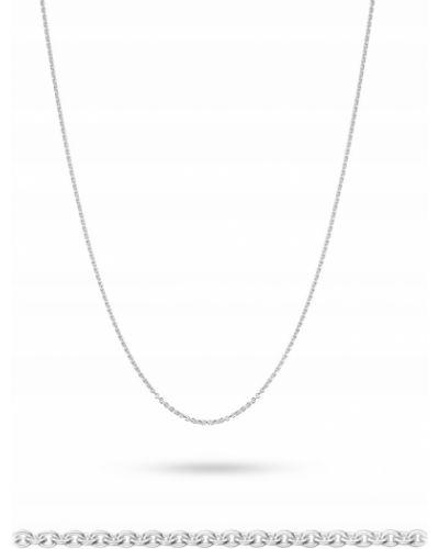 Klasyczny łańcuszek srebrny pozłacany Marko