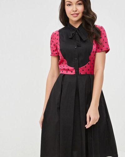 Платье черное Tutto Bene