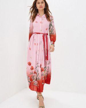 Платье - розовое Lusio