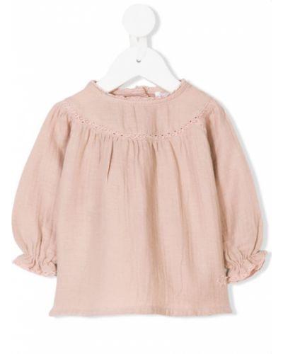 Блуза розовый Tocotò Vintage