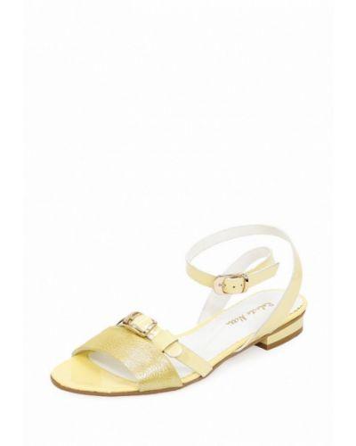 Желтые сандалии Roberto Netti