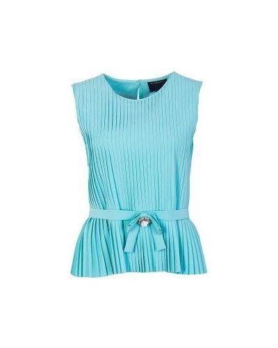Голубая блузка Class Cavalli
