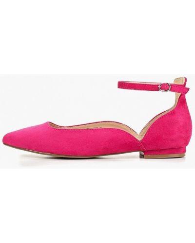 Замшевые туфли с застежкой на лодыжке Lost Ink.