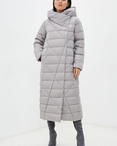 Серая зимняя куртка Conso Wear