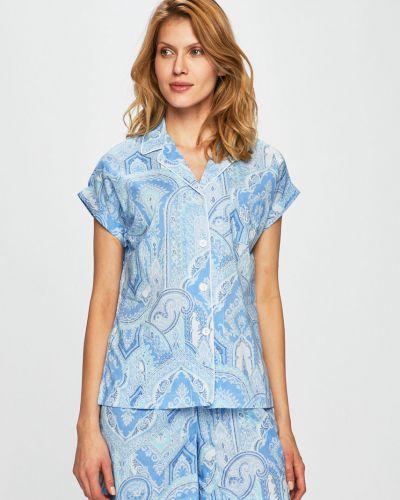 Пижама с шортами с карманами пижамный Lauren Ralph Lauren
