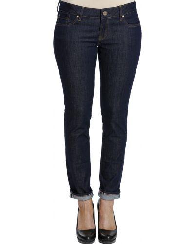 Хлопковые джинсы - синие Missoni