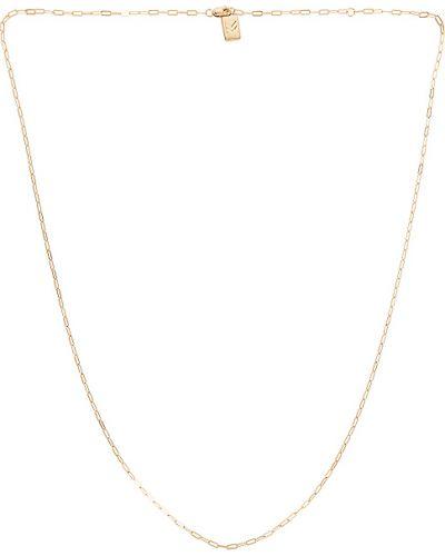 Złoty łańcuch ze złota Miranda Frye