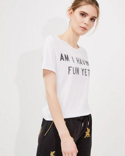 Белая футболка Zoe Karssen