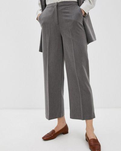 Серые классические брюки Soaked In Luxury