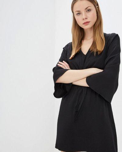 Платье - черное Miss Miss By Valentina