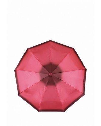 Красный складной зонт De Esse
