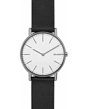 Zegarek łączny czarny Skagen
