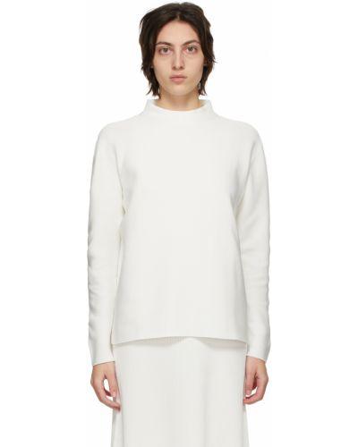 T-shirt z długimi rękawami - biała Cfcl