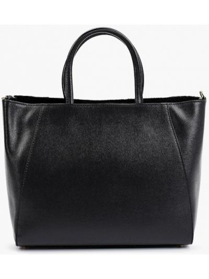 Черная сумка осенняя Roberta Rossi