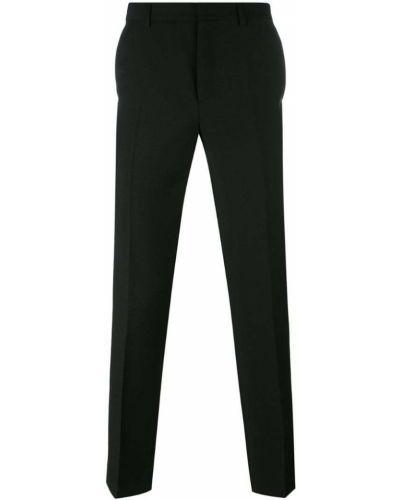 Черные брюки с поясом Harmony Paris