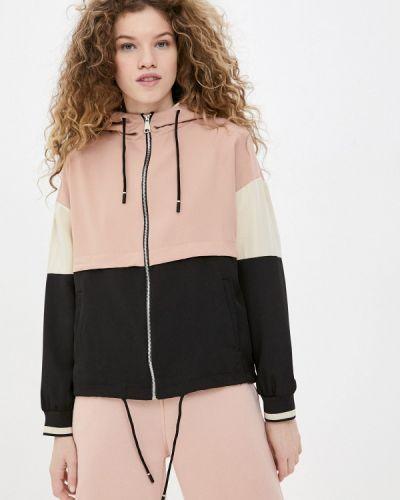 Облегченная розовая куртка Adrixx