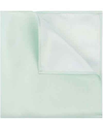 Zielony jedwab chusteczka Monti