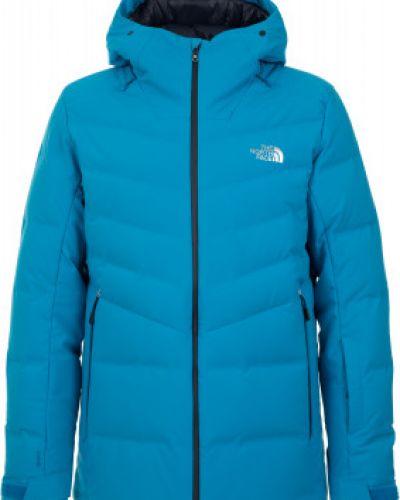 Зимняя куртка спортивная с капюшоном The North Face