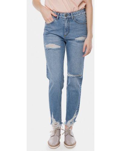 Голубые джинсы Mr520