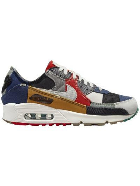Czerwone sneakersy Nike