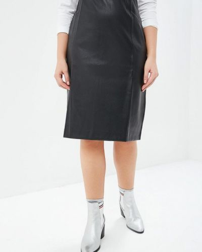 Черная юбка Rosa Thea