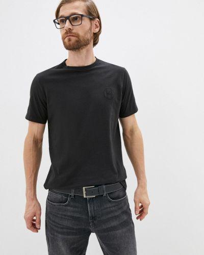 Черная турецкая футболка Mexx