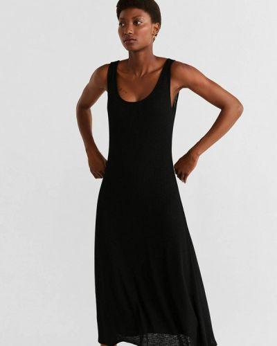 Платье платье-майка осеннее Mango