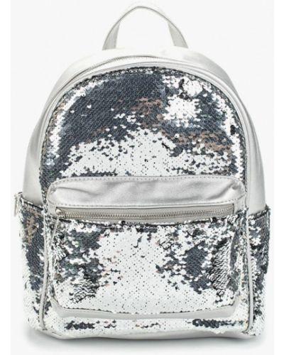 Рюкзак серебряного цвета Incity