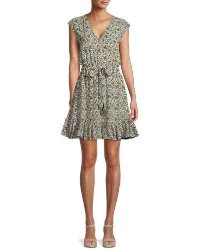 Платье мини в цветочный принт Bcbgeneration